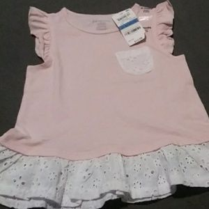 NWT Baby Girl Shirt